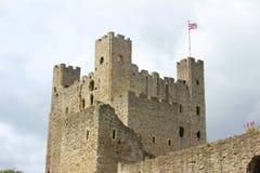 Rochester-Schloss Stockfoto