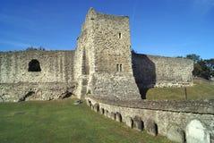 Rochester slott i England Royaltyfria Bilder