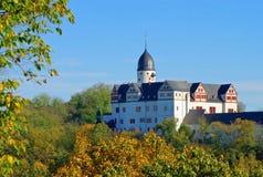 Rochsburg castle Royalty Free Stock Image