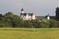 Rochsburg castle Stock Image