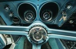 Rociada americana 3 del coche del músculo Imágenes de archivo libres de regalías