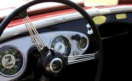 rociada del automóvil de los años 60 Imagenes de archivo