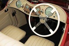 Rociada del coche de deportes Fotografía de archivo