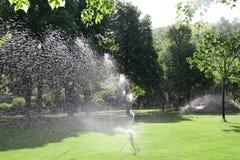 Rociador del agua Imagenes de archivo
