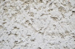 Rociadura gris en la pared Imagenes de archivo