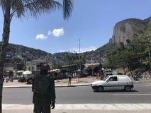 Rocinha - Royaltyfria Foton