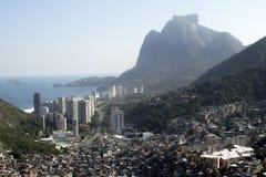 Rocinha Royalty-vrije Stock Afbeelding