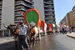 Rocio pilgrimage, Andalusia, Spain Stock Photo