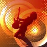 Rock royalty-vrije illustratie