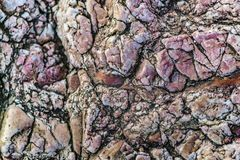 Rock Abstract Texture Royalty Free Stock Photo