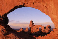 Rock Arch  Stock Photos