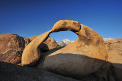 Rock arch Royalty Free Stock Images