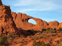 Rock Arch Stock Photo