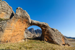 The Rock Arch Stock Image