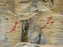 Rock art Royalty Free Stock Images