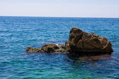 Free Rock At The Sea Stock Photo - 5235410