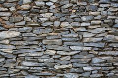 Rock background. In close up royalty free stock image