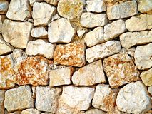 Rock background Royalty Free Stock Photo