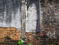 Rock background. The old Floor tiles in Thailand Stock Image