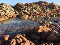 Rock, Badlands, Bedrock, Geology royalty free stock photos