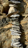 Rock balance Royalty Free Stock Photography