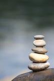 Rock balance Stock Image