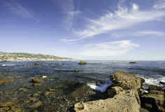Rock Beach Royalty Free Stock Images