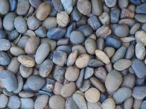 Stone on the beach. stock image