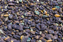 Rock beaches on Hin Ngam island, Satun province Thailand. Royalty Free Stock Photography