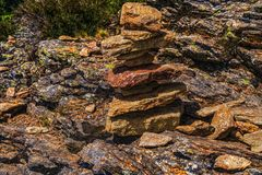 Rock, Bedrock, Outcrop, Geology stock images