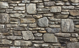 Rock Block Wall Royalty Free Stock Photography