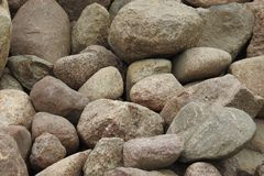Rock, Boulder, Pebble, Bedrock stock photo