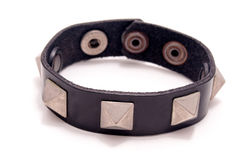Rock bracelet Stock Image