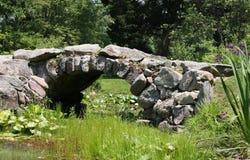 Rock Bridge Stock Photo