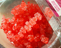 Rock Candy Royalty Free Stock Image