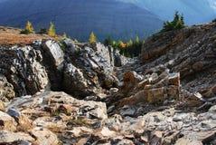 Rock canyon Royalty Free Stock Photos