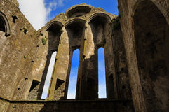Rock of cashel Royalty Free Stock Photo