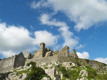 Rock of Cashel. Ancient monument of Rock of Cashel, Tipperary, Ireland Stock Photography