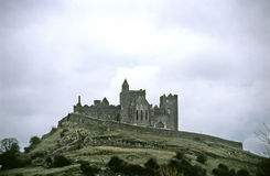 Rock of Cashel. The famous ruins of the Rock of Cashel, Co. Tipperary, Ireland Stock Image