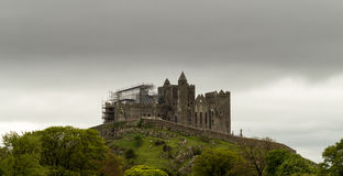 Rock of Cashel Castle Ireland Stock Image