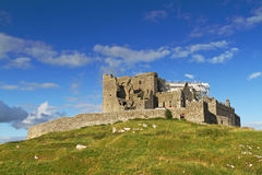 Rock of Cashel in Co. Tipperary Stock Image