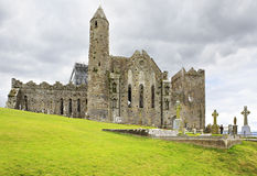 Rock of Cashel. Royalty Free Stock Image
