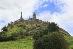 Rock of Cashel Royalty Free Stock Images