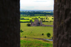 The Rock of Cashel in County Tipperary in the Republic of Ireland. Royalty Free Stock Photography