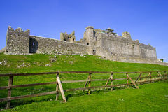 Rock of Cashel in Ireland Royalty Free Stock Photo