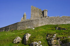 Rock of Cashel in Ireland Royalty Free Stock Photography