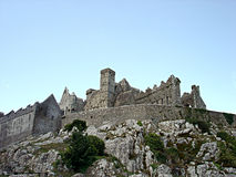 Rock of Cashel, Ireland Royalty Free Stock Photos