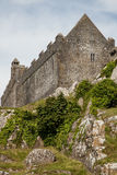 Rock of Cashel, Ireland. Hall of Vicars on the Rock of Cashel, Ireland Stock Photos