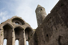 Rock of Cashel, Ireland Royalty Free Stock Image