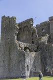 Rock of Cashel 1480 Stock Images